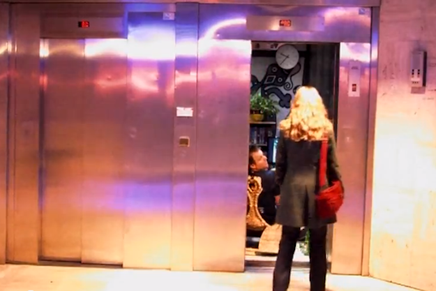 Landlord charges tenants to use elevator!