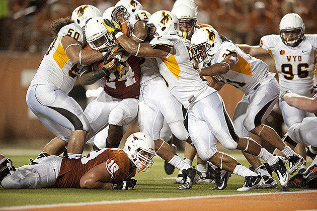 University of Wyoming Cowboy Football