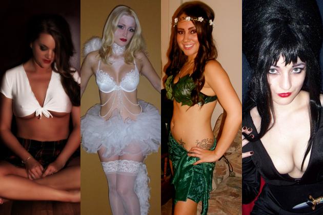 Halloween Hottie 2012 - Sexy Halloween Costumes