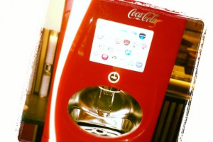 """ The Coke machine"""