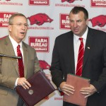 University of Arkansas Introduces Bret Bielema