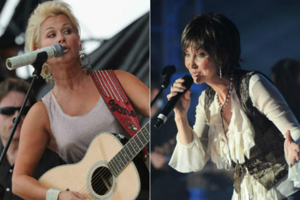Were Saving Your Seats For Pam Tillis And Lorrie Morgan