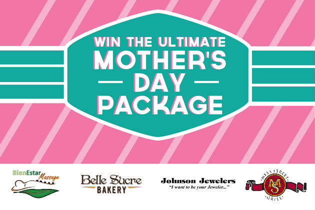 KISS FM's Mothers Day Giveaway