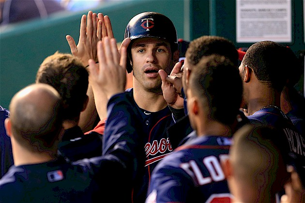 Joe Mauer and the Minnesota Twins