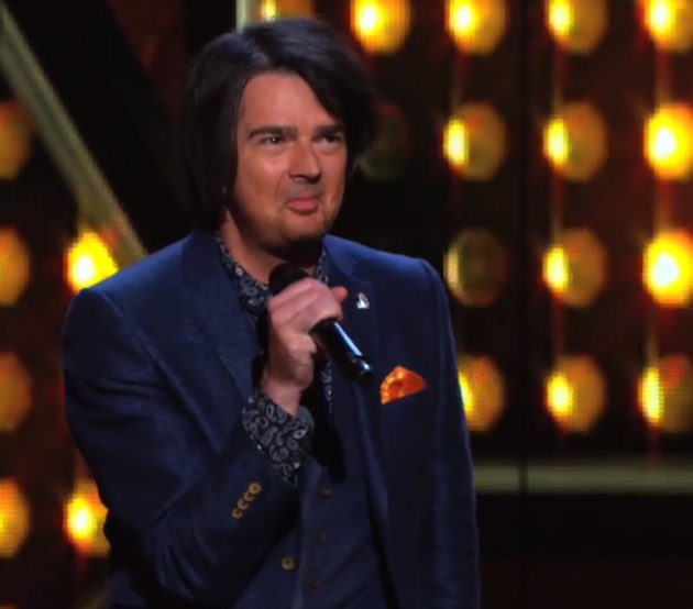 Who was this comedian on 'America's Got Talent'?
