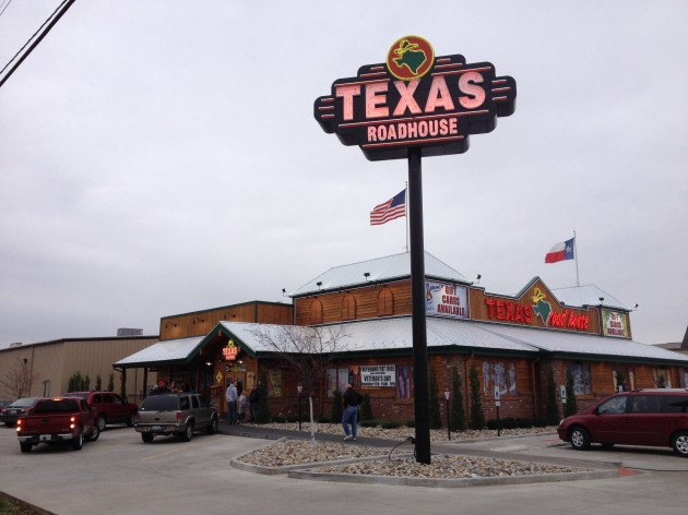 Texas Roadhouse - Quincy, Illinois