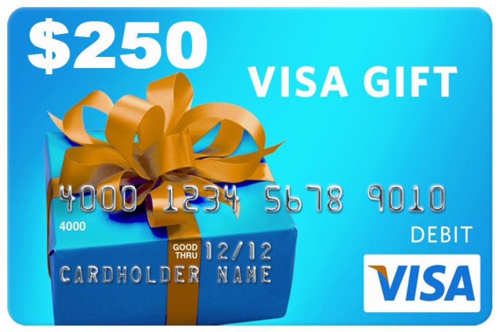 win a 250 visa gift card - Visa Gift Card Com