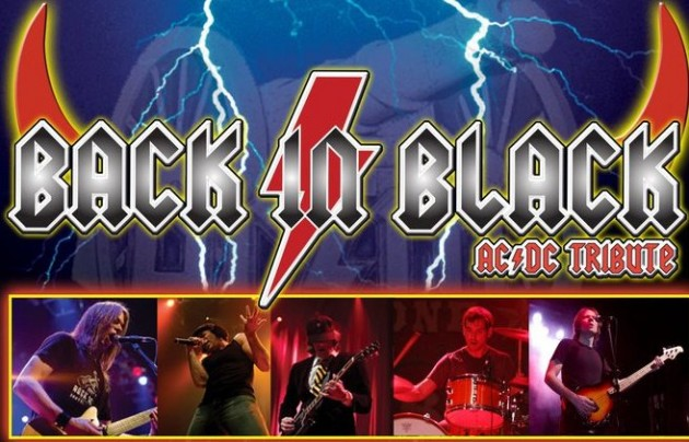 Back in Black - AC/DC Tribute Band