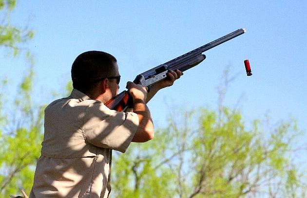 WTRC top gun clay shoot