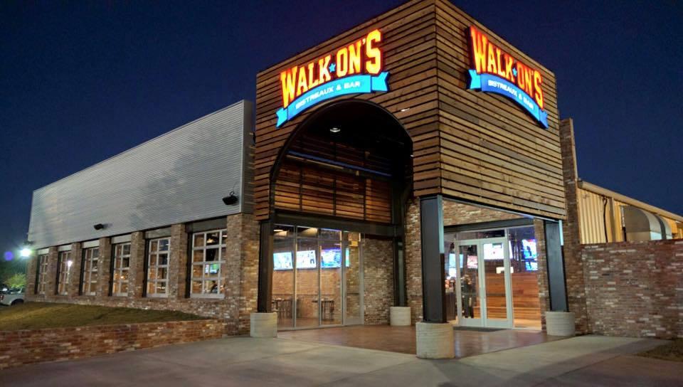 Walkons Lake Charles (Provided by C.O.Valet/Facebook)