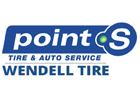 Wendell-Tire-Point-S-Logo
