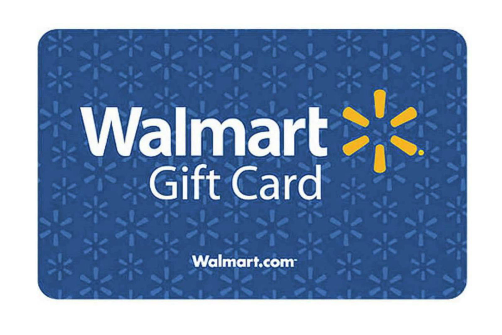 300 Walmart Gift Card