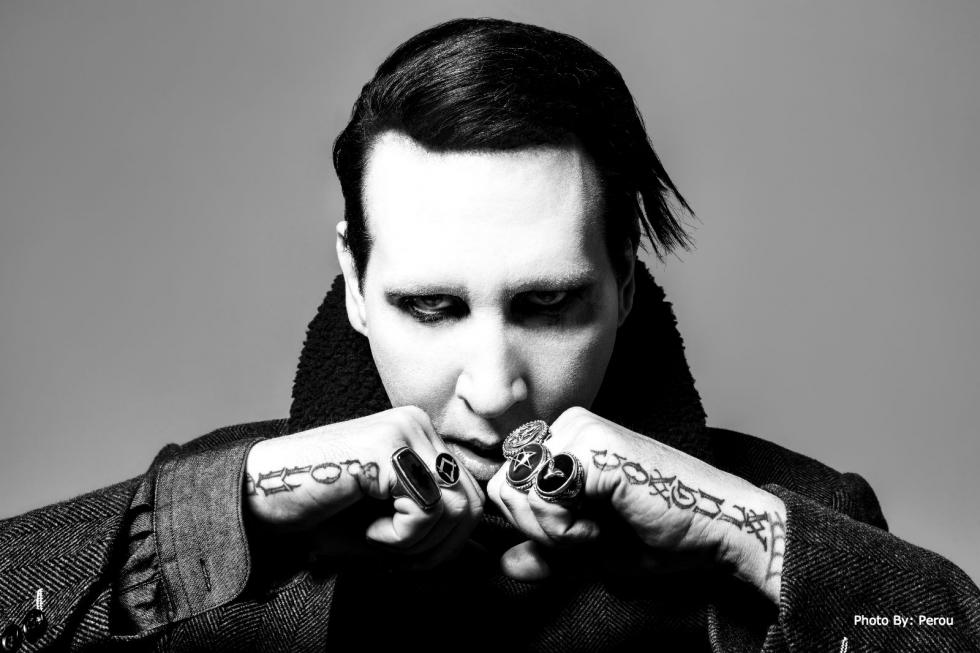 See and meet marilyn manson in nyc m4hsunfo