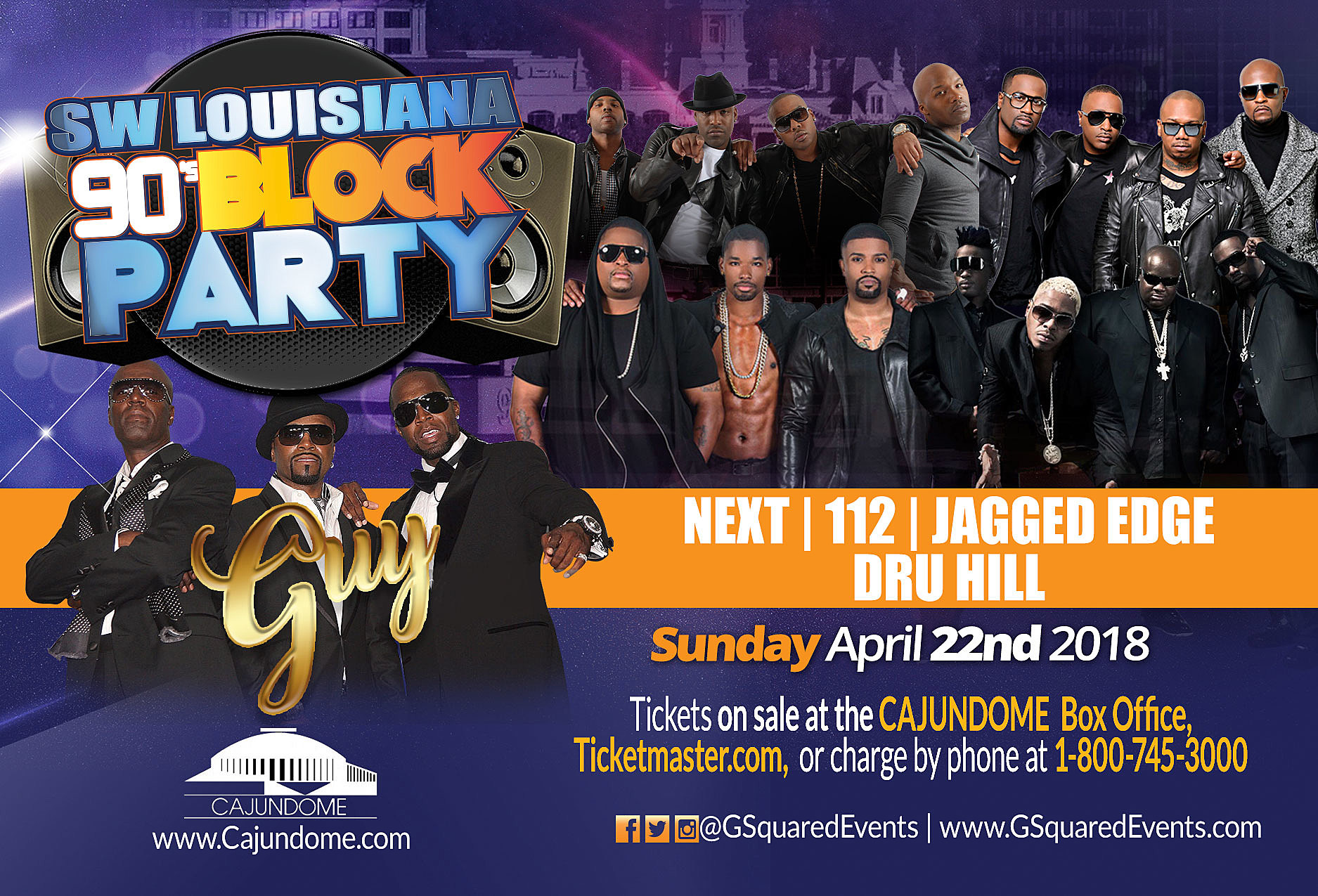 Win 90s Block Party Meet And Greet Tickets