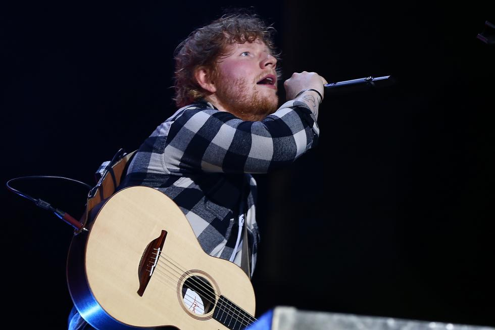 Win ed sheeran tickets m4hsunfo
