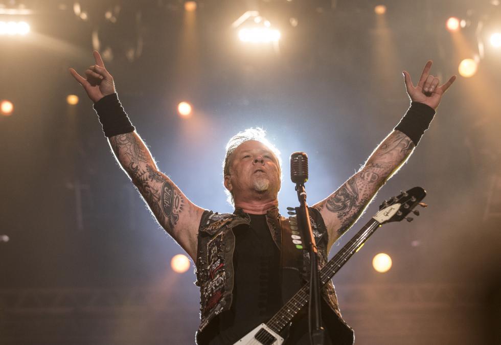 Win Metallica Tickets + a Brand New 4K TV