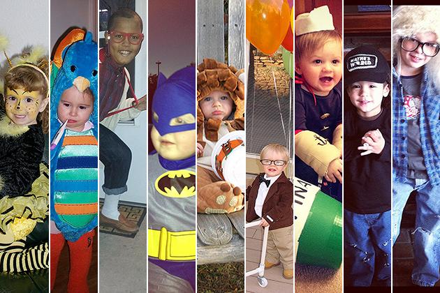Halloween Kids Finalists